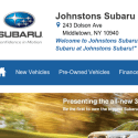 Johnstons Subaru
