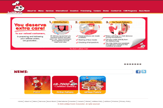 Jollibee Philippines reviews and complaints