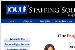 Joule Staffing Solutions reviews and complaints