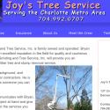 Joys Tree Service reviews and complaints