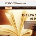 JT Fox Law reviews and complaints
