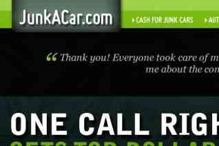 Junk A Car reviews and complaints