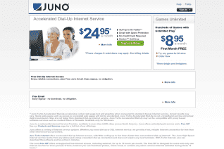 Juno Online Services reviews and complaints