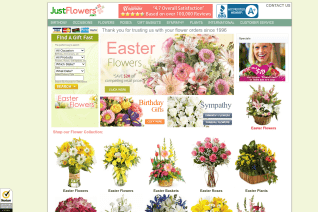 Justflowers reviews and complaints