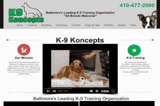 K 9 Koncepts reviews and complaints