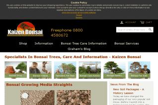 Kaizen Bonsai reviews and complaints