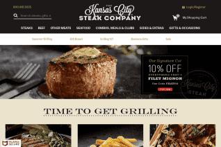 Kansas City Steak reviews and complaints