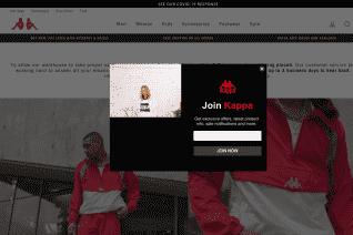 Kappa USA reviews and complaints