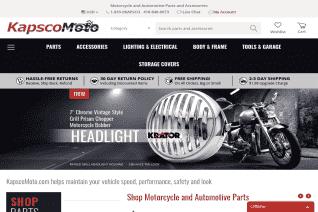 KapscoMoto reviews and complaints