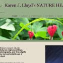 Karen J Lloyds Nature Heart Studio
