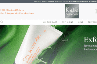 Kate Somerville reviews and complaints
