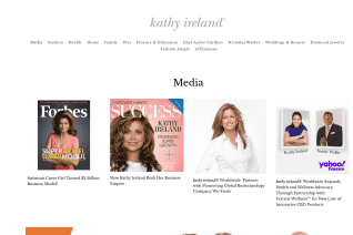 Kathy Ireland reviews and complaints