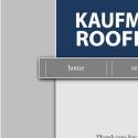 Kaufman Roofing Contractors