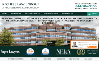 Keches Law Group reviews and complaints