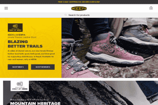 Keen Footwear reviews and complaints