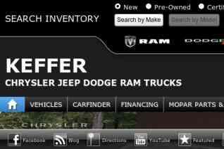 Keffer Chrysler Jeep Dodge reviews and complaints