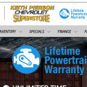 Keith Pierson Chevrolet Superstore reviews and complaints