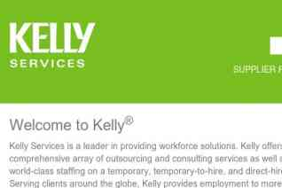 Kelly Services reviews and complaints