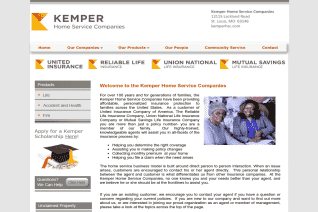 Kemper Home Service Companies reviews and complaints