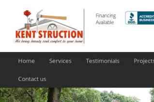 Kentstruction reviews and complaints