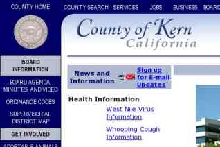 Kern County California reviews and complaints