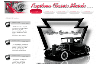 Keystone Classic Muscle reviews and complaints