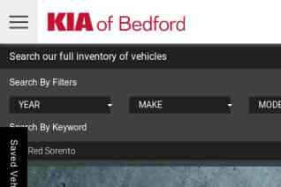 Kia of Bedford reviews and complaints
