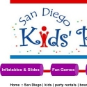 Kids Party Rentals reviews and complaints