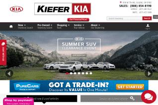 Kiefer Kia reviews and complaints