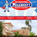 Kilowatt Heating Air Conditioning and Electrical