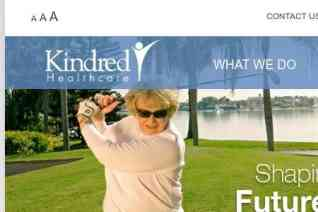 Kindred Healthcare reviews and complaints