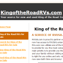 King Of The Road RVs