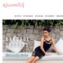 Kissmiss Bandage Dress