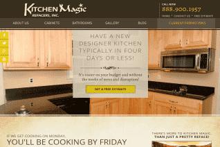 Kitchen Magic Refacers reviews and complaints