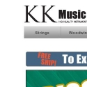 KK Music Store reviews and complaints