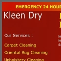 Kleen Dry Tile Carpet