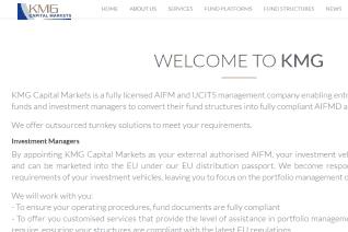 Kmg Capital Markets reviews and complaints