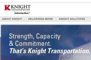 Knight Transportation reviews and complaints