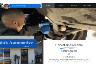 Knights Automotive Of San Marcos reviews and complaints