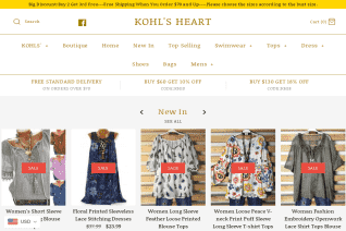 KohlsHeart reviews and complaints