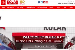 Kolar Toyota reviews and complaints