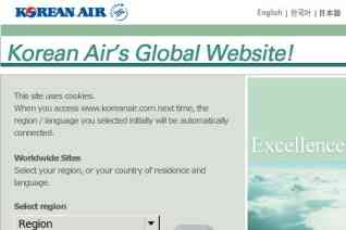 Korean Air reviews and complaints