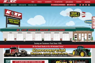 Kost Tire reviews and complaints