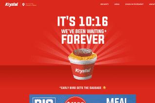 Krystal Restaurant reviews and complaints