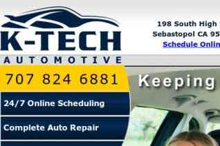 KTech Automotive reviews and complaints