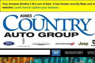 Kunes Country reviews and complaints