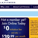 La Fitness reviews and complaints