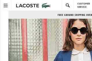 Lacoste reviews and complaints