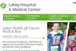 Lahey Hospital and Medical Center reviews and complaints