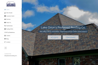 Lake Orion Roofing reviews and complaints